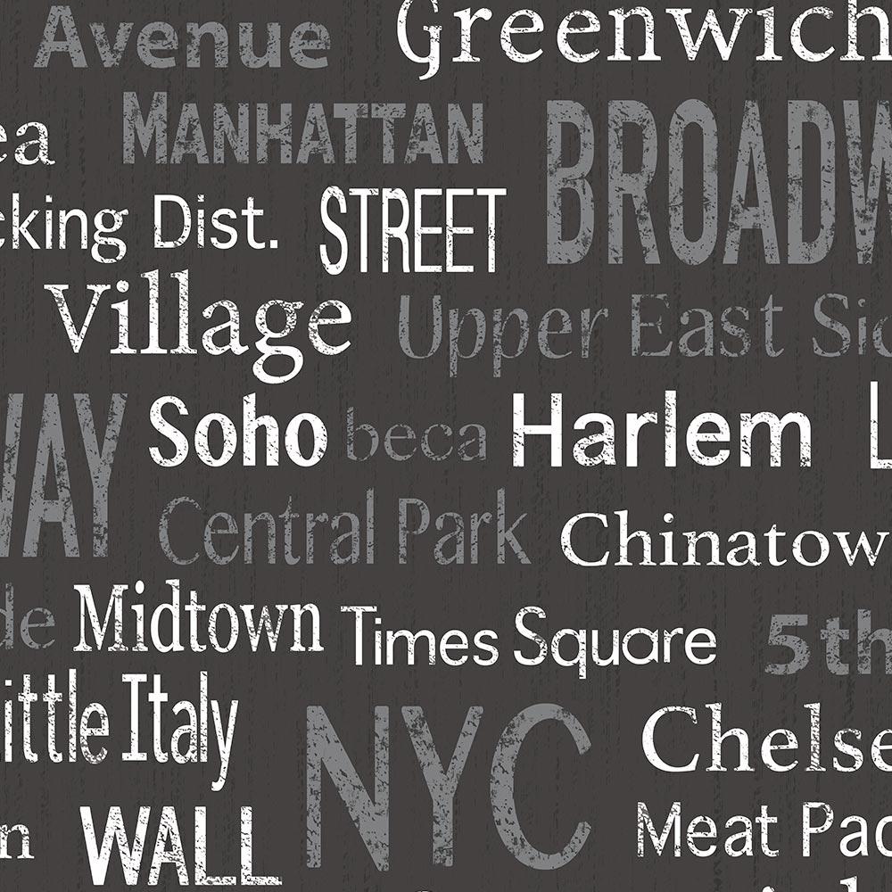 Duka Duvar Kağıdı Freedom Broadway DK.14233-4 (16,2 m2)