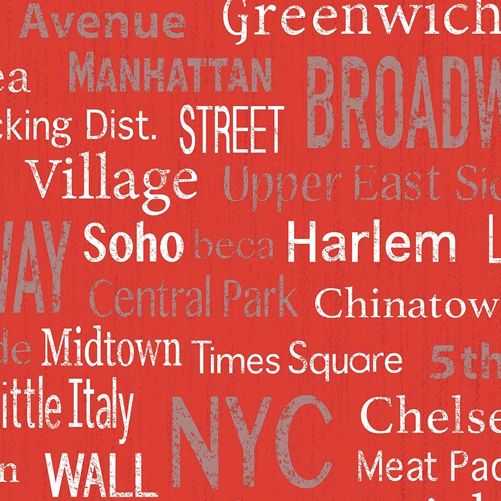 Duka Duvar Kağıdı Freedom Broadway DK.14233-3 (16,2 m2)