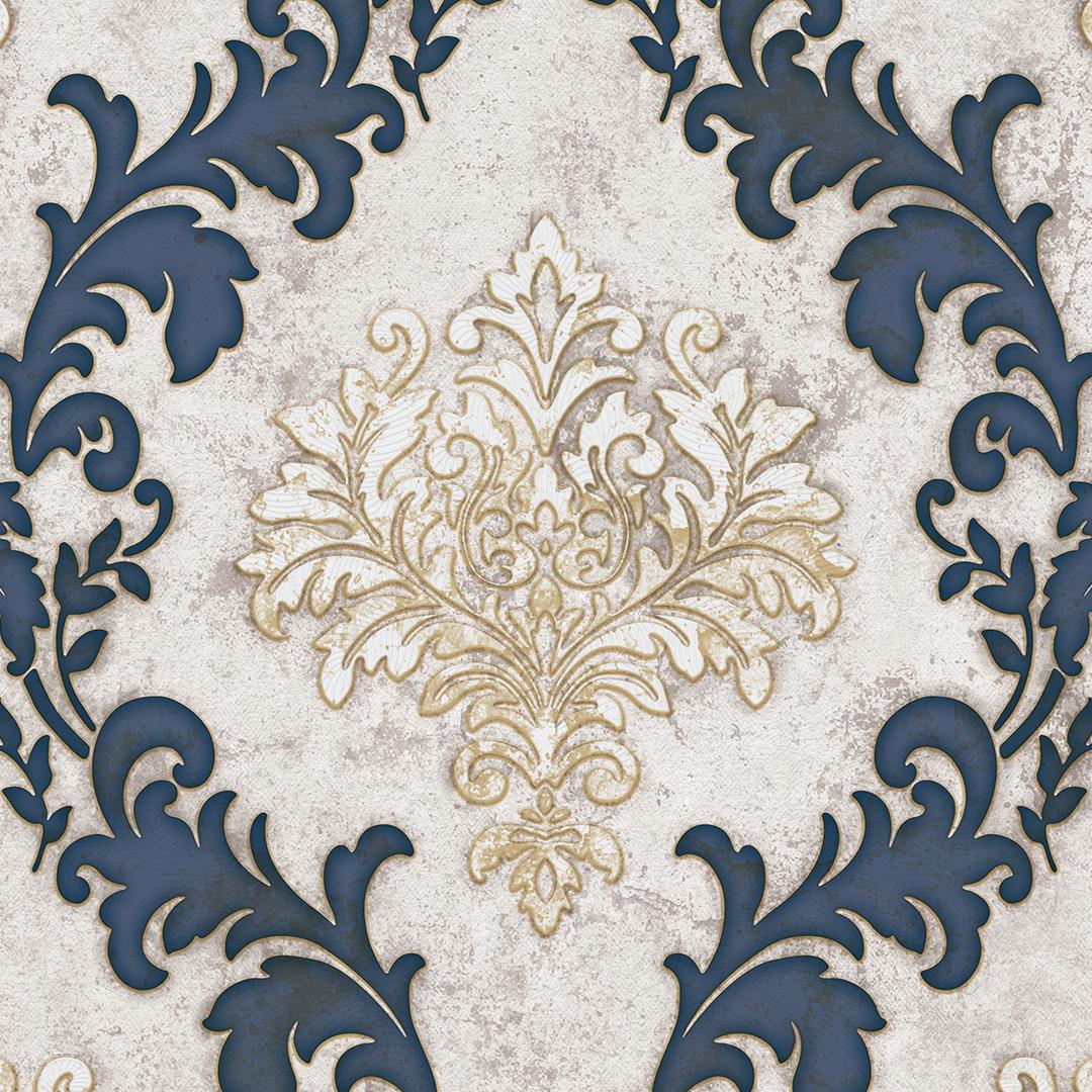 Duka Duvar Kağıdı Secret Palace Diamond Collection Alice DK.21761-3 (10,653 m2)