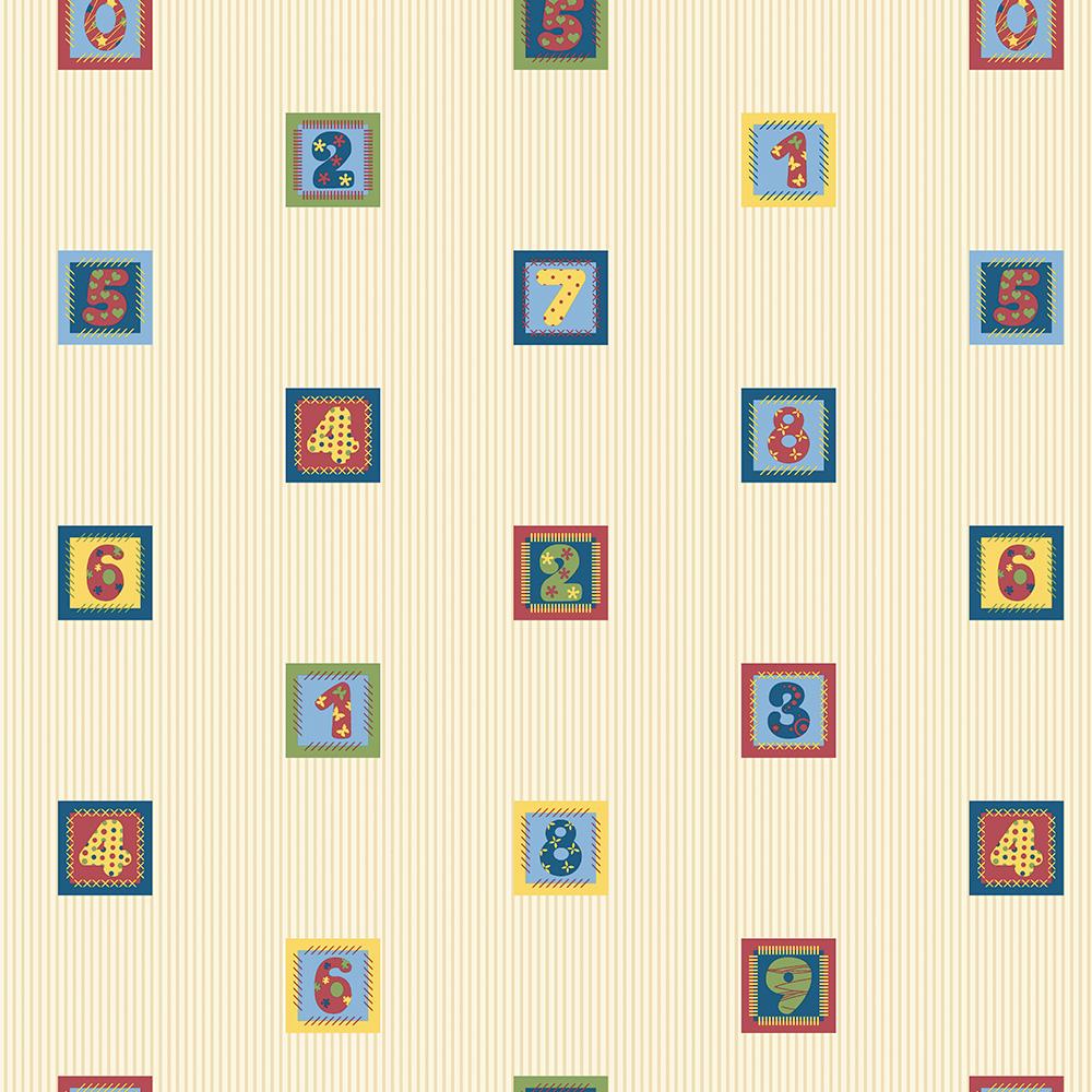 Duka Duvar Kağıdı Kids Collection Funny DK.15126-2 (16,2 m2)