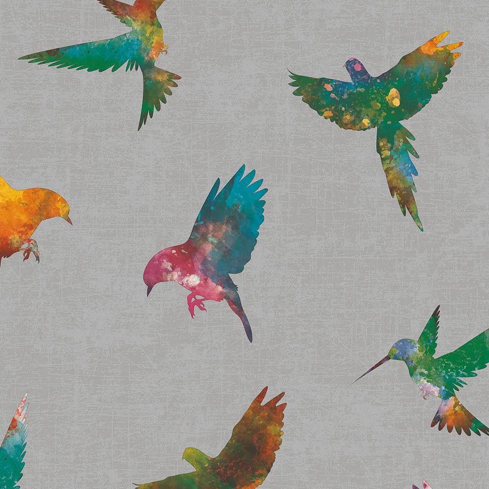 Duka Duvar Kağıdı Freedom Birds DK.14253-2 (16,2 m2)