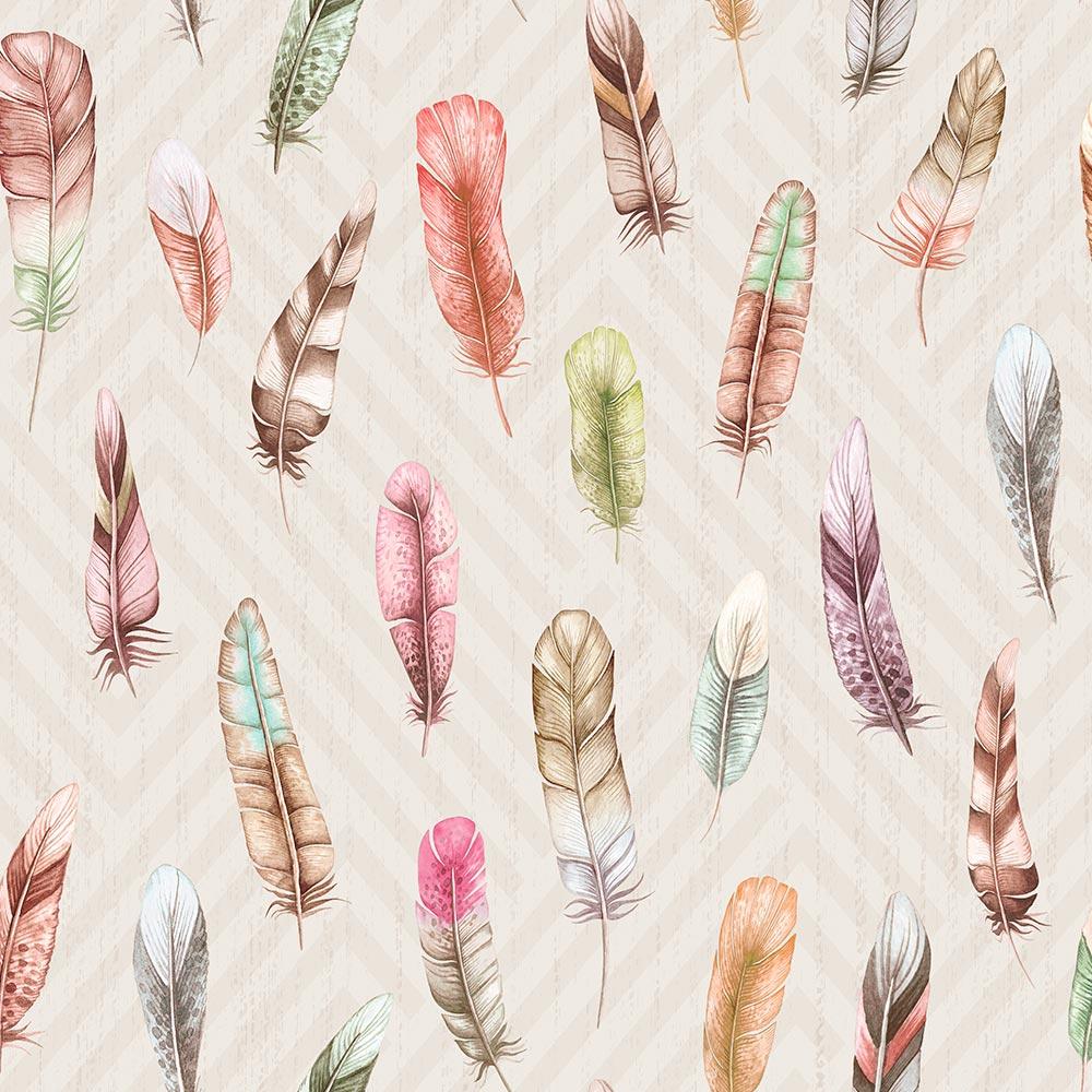 Duka Duvar Kağıdı Freedom Feather DK.14269-1 (16,2 m2)