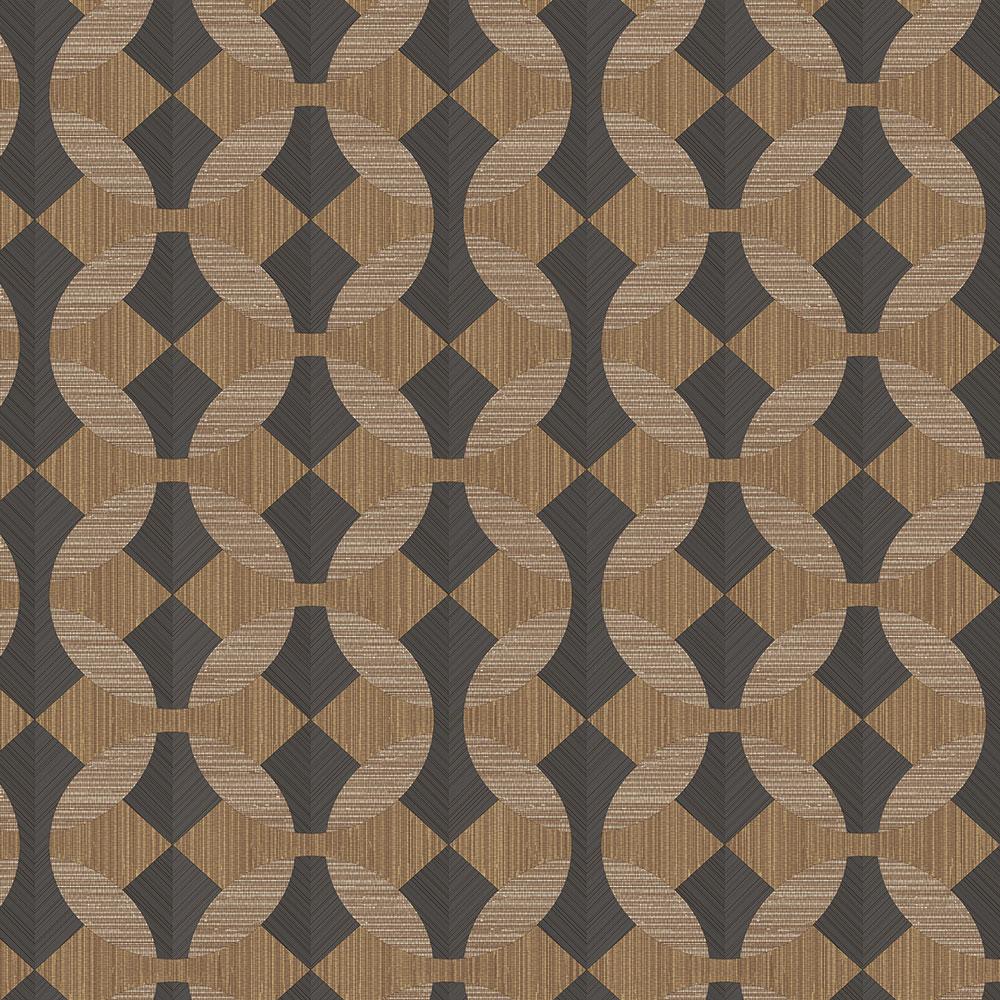Duka Duvar Kağıdı Modern Mood Round DK.16114-6 (16,2816 m2)