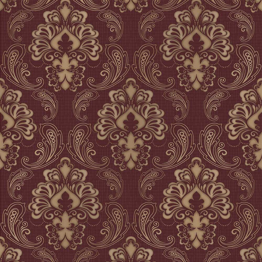 Duka Duvar Kağıdı Legend Paisley DK.81152-5 (16,2 m2)