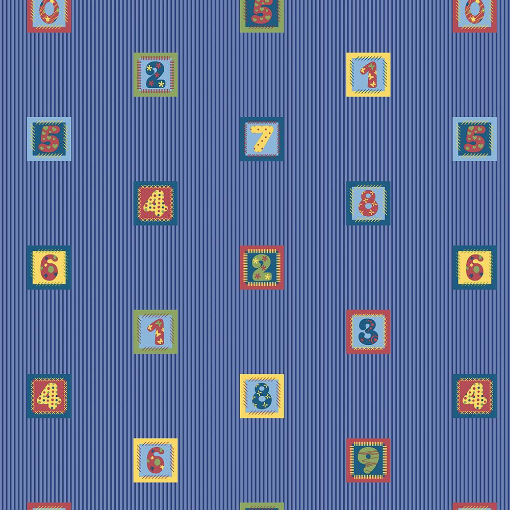 Duka Duvar Kağıdı Kids Collection Funny DK.15126-3 (16,2 m2)