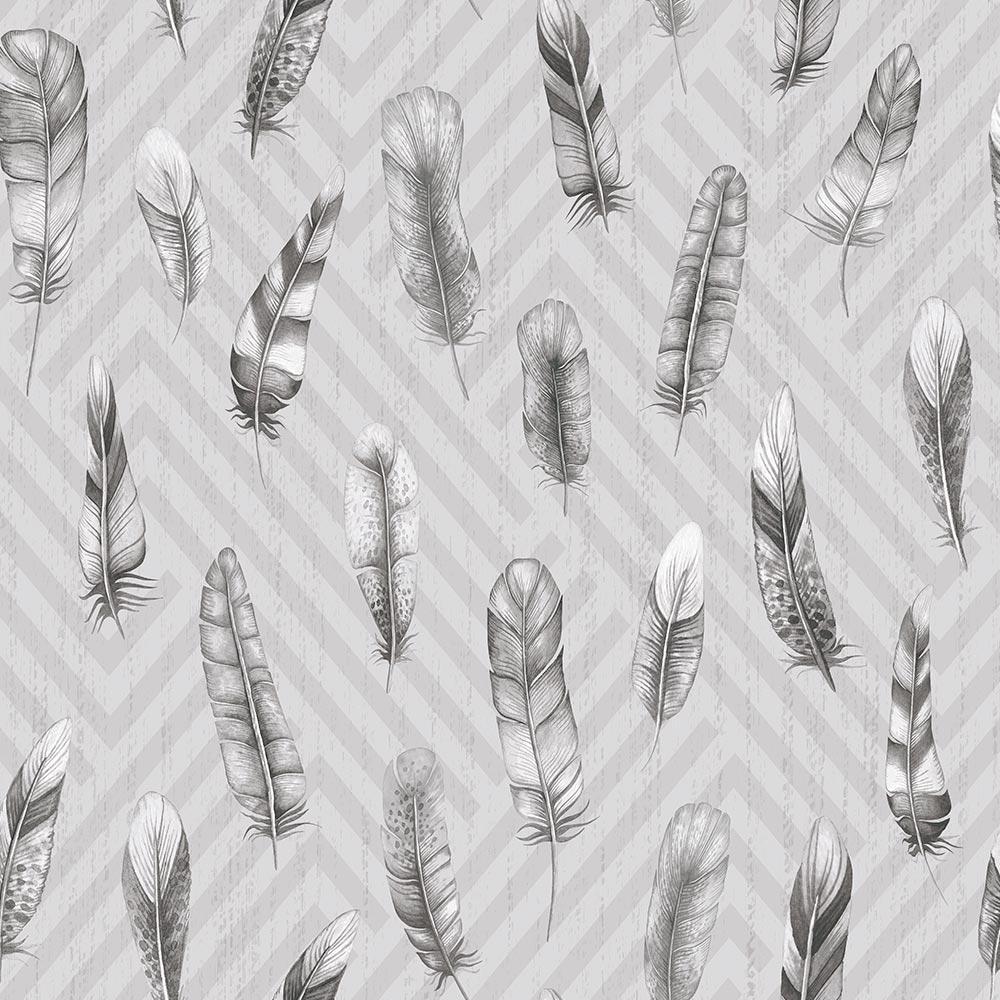 Duka Duvar Kağıdı Freedom Feather DK.14269-3 (16,2 m2)