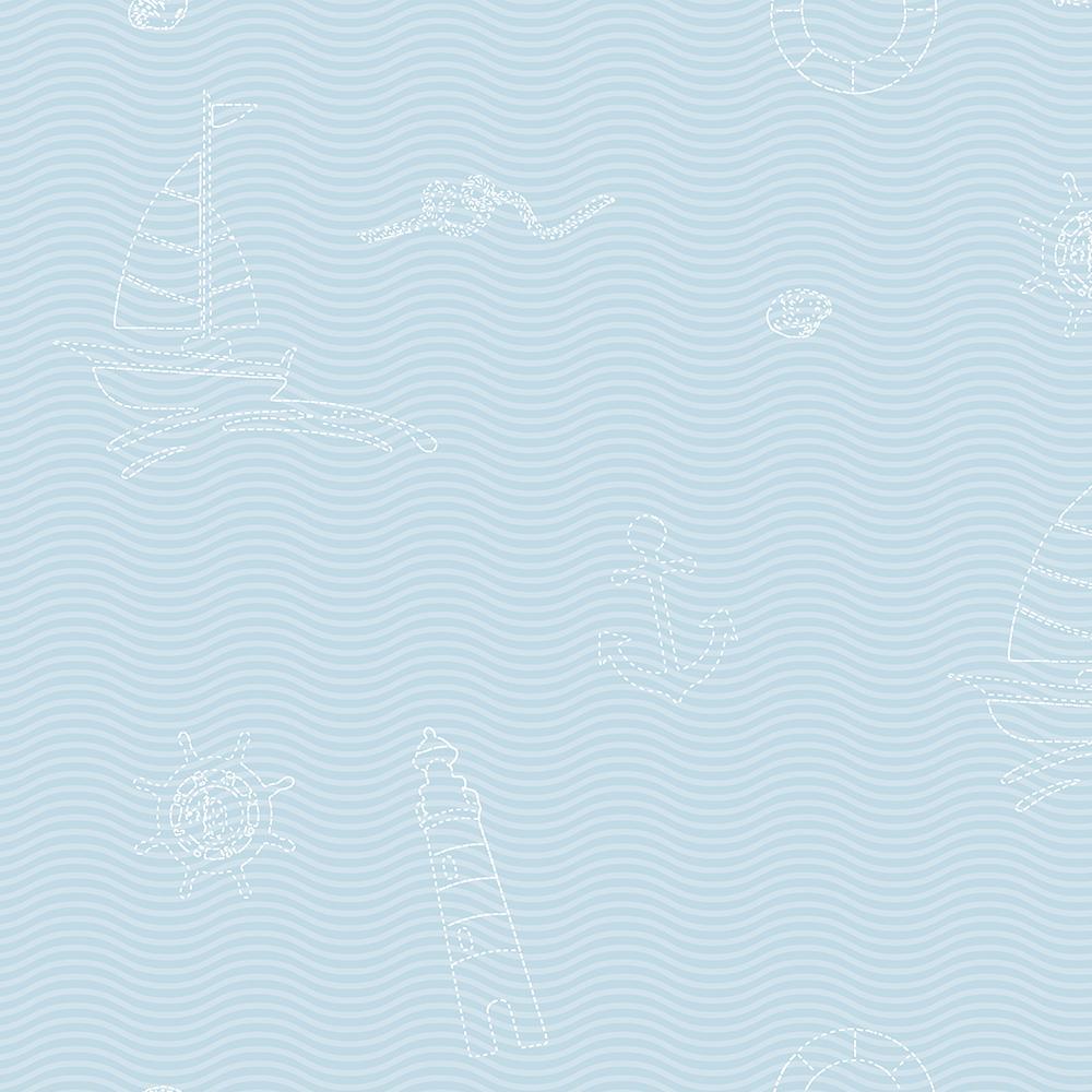 Duka Duvar Kağıdı Kids Collection Marin DK.15164-1 (16,2 m2)