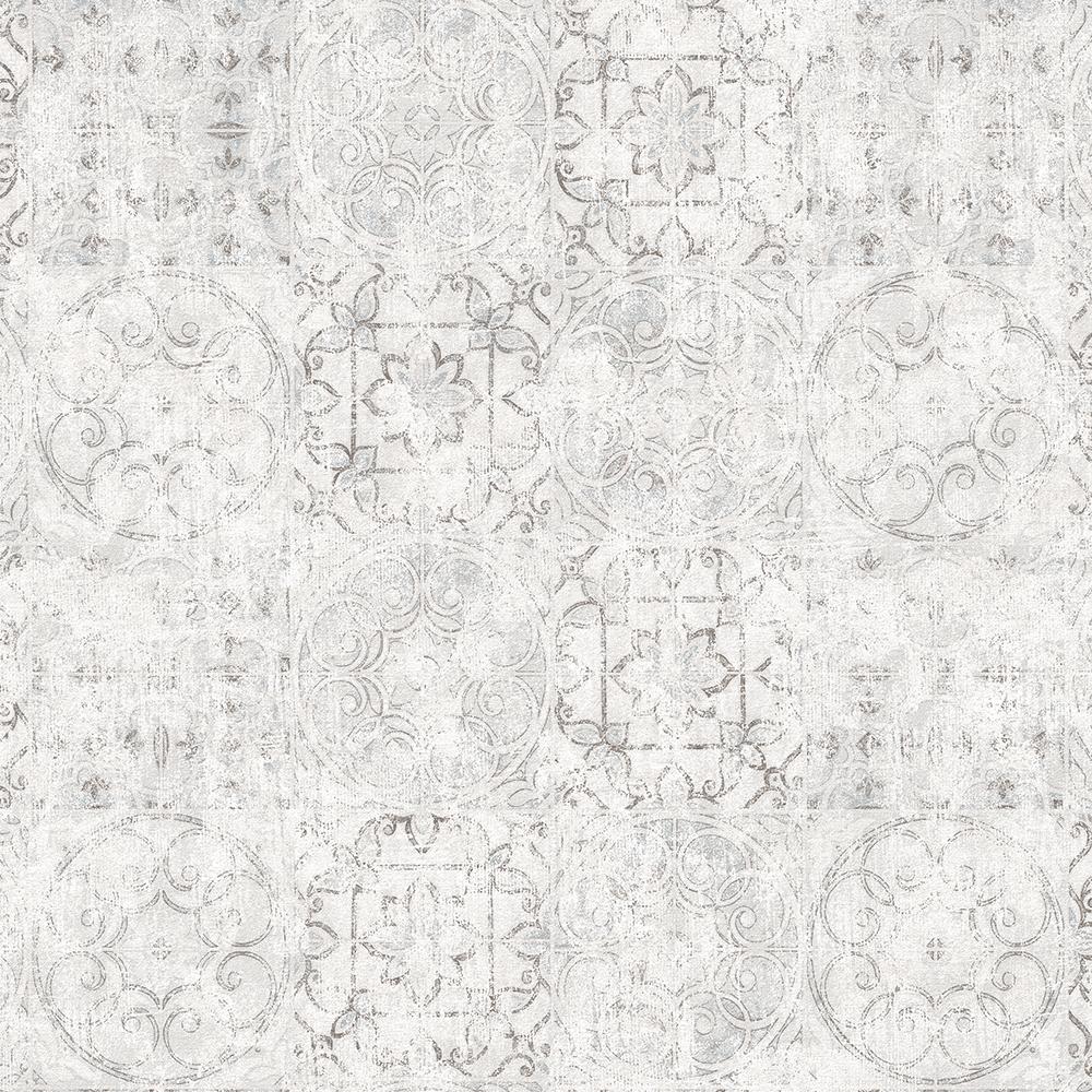 Duka Duvar Kağıdı Desing Plus Tile DK.13141-1 (16,2 m2)