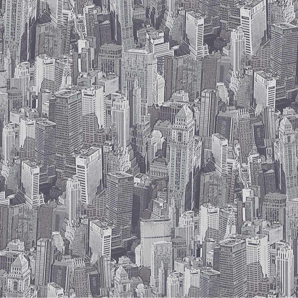 Duka Duvar Kağıdı Inception Manhattan DK.71138-4 (16,2 m2)