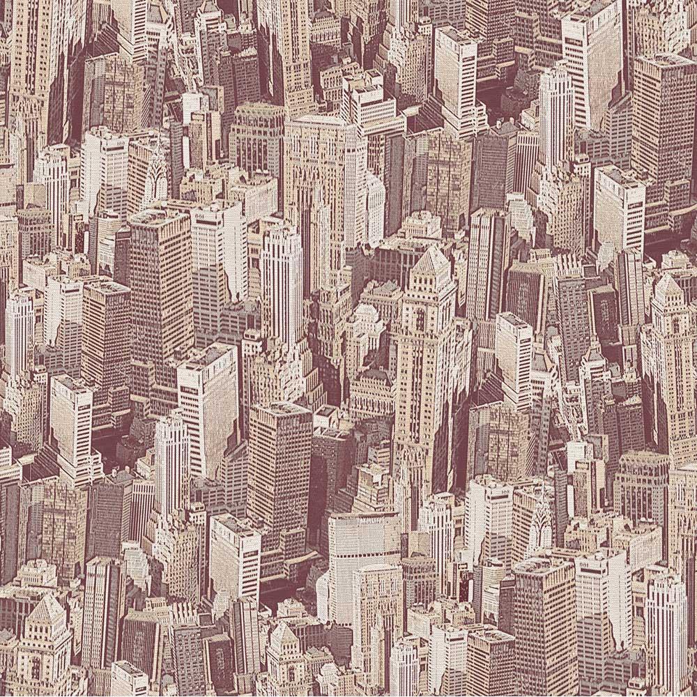Duka Duvar Kağıdı Inception Manhattan DK.71138-3 (16,2 m2)