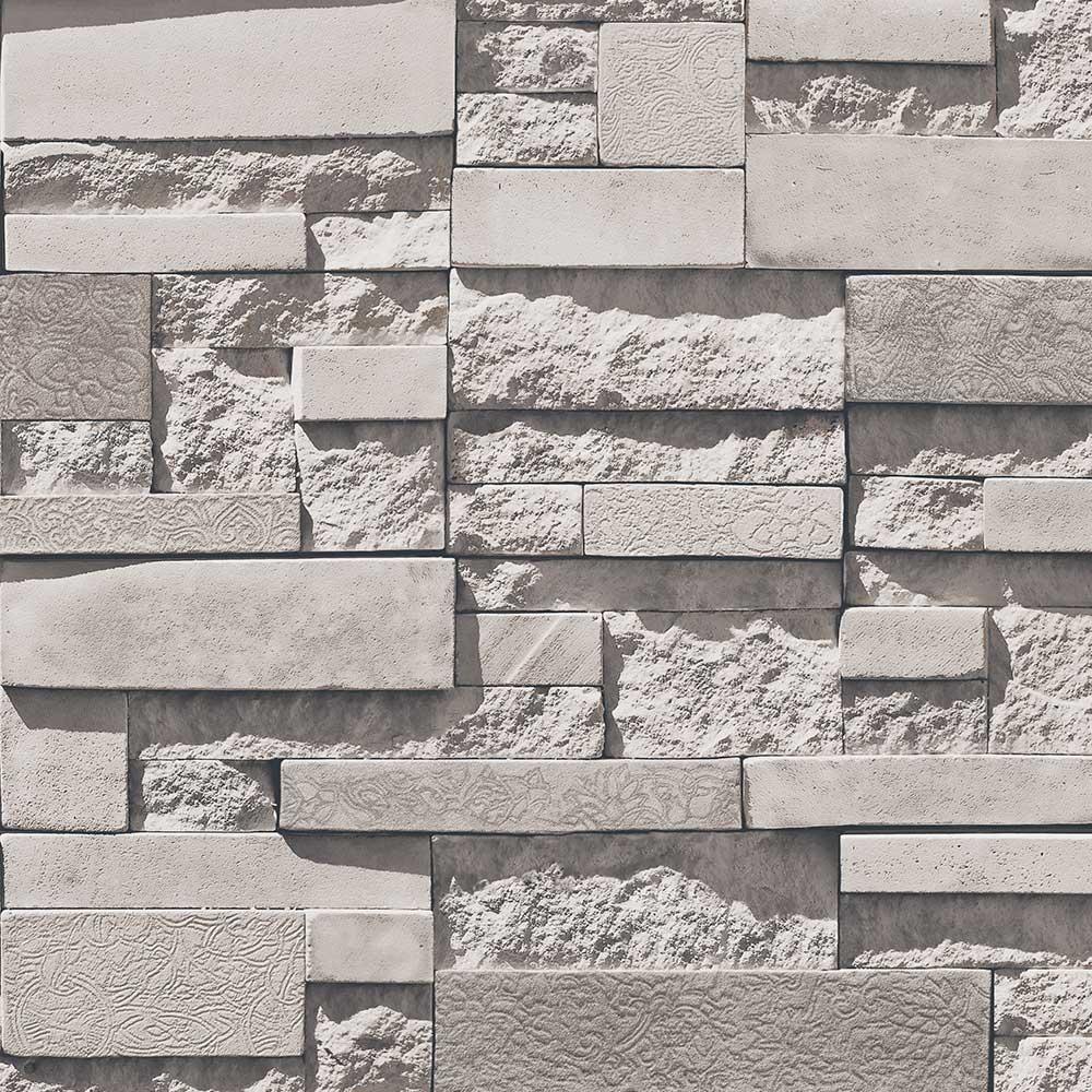Duka Duvar Kağıdı Inception Stone DK.71134-1 (16,2 m2)