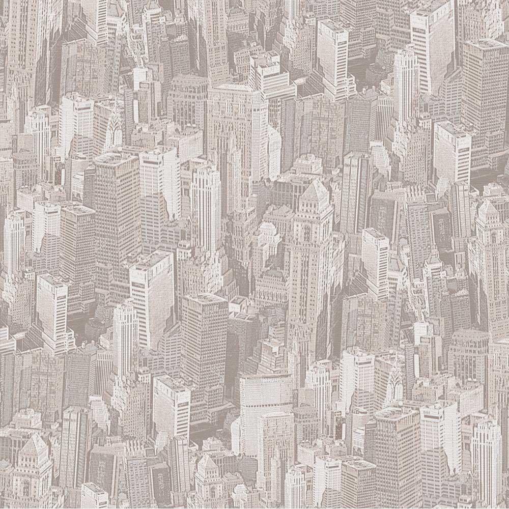 Duka Duvar Kağıdı Inception Manhattan DK.71138-1 (16,2 m2)