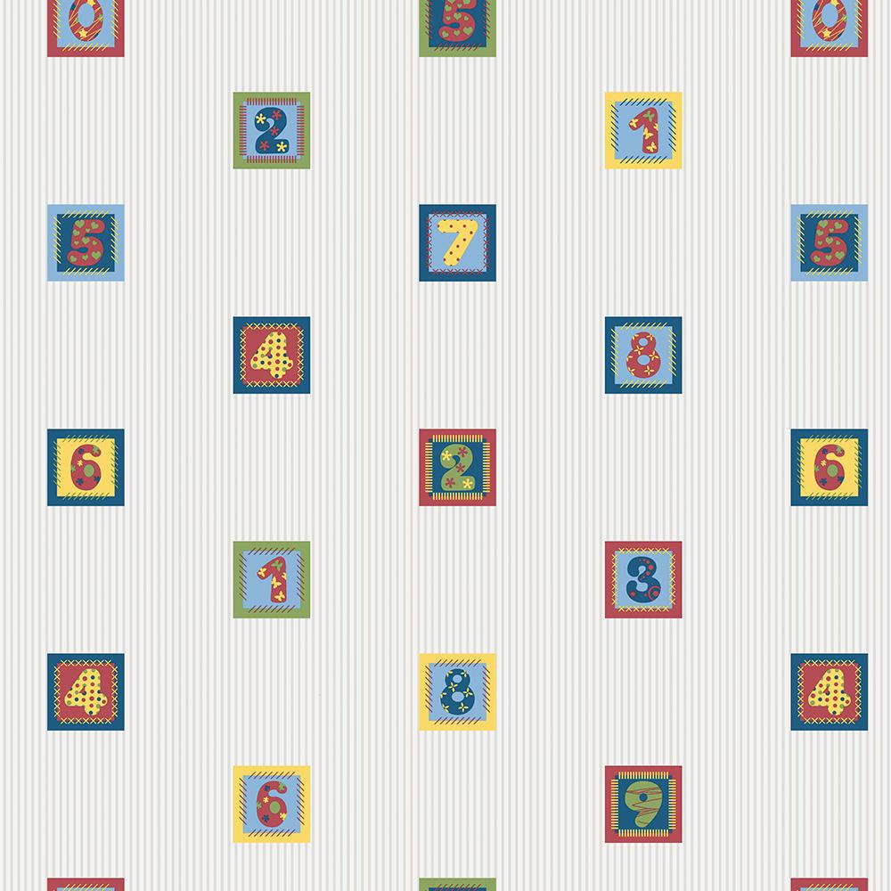 Duka Duvar Kağıdı Kids Collection Funny DK.15126-1 (16,2 m2)