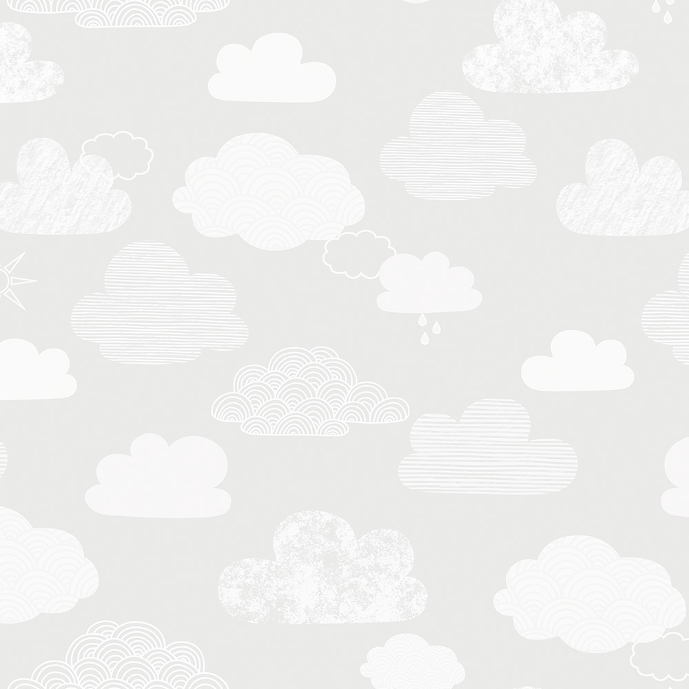 Duka Duvar Kağıdı Kids Collection Cloud DK.15156-1 (16,2 m2)