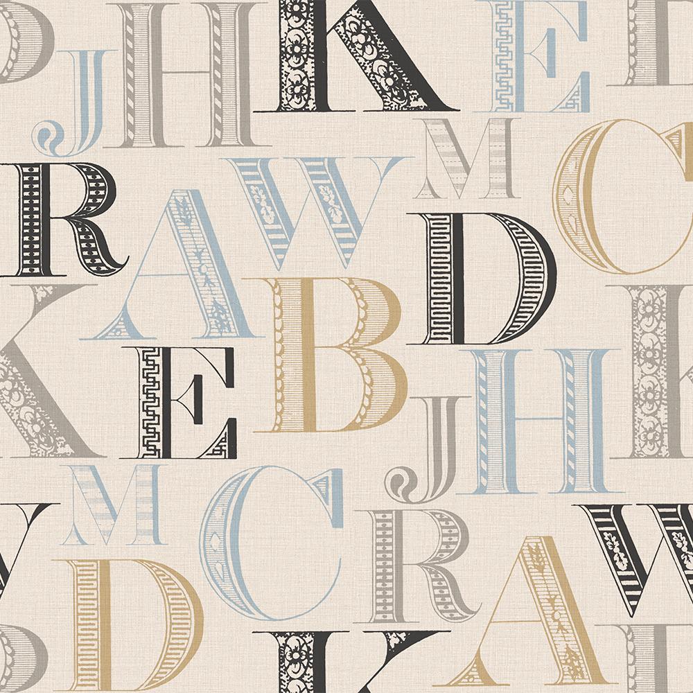 Duka Duvar Kağıdı Desing Plus Word DK.13111-2 (16,2 m2)