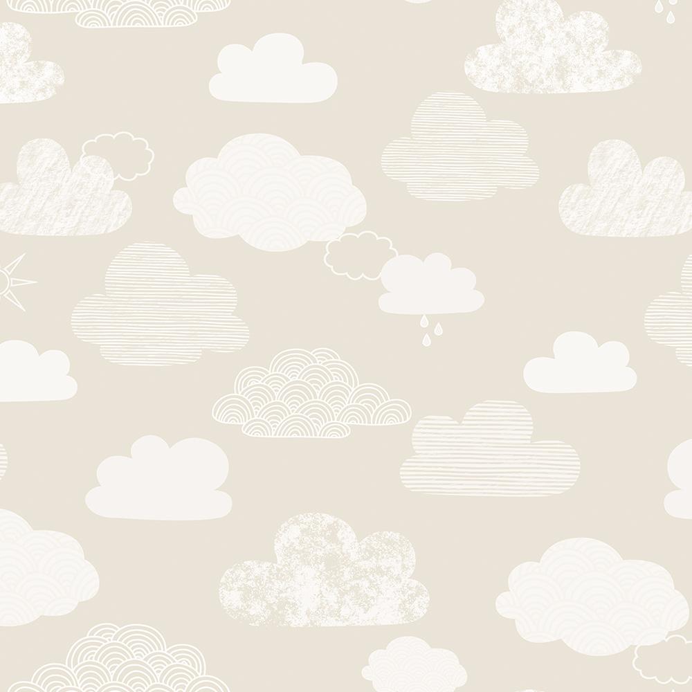 Duka Duvar Kağıdı Kids Collection Cloud DK.15156-2 (16,2 m2)