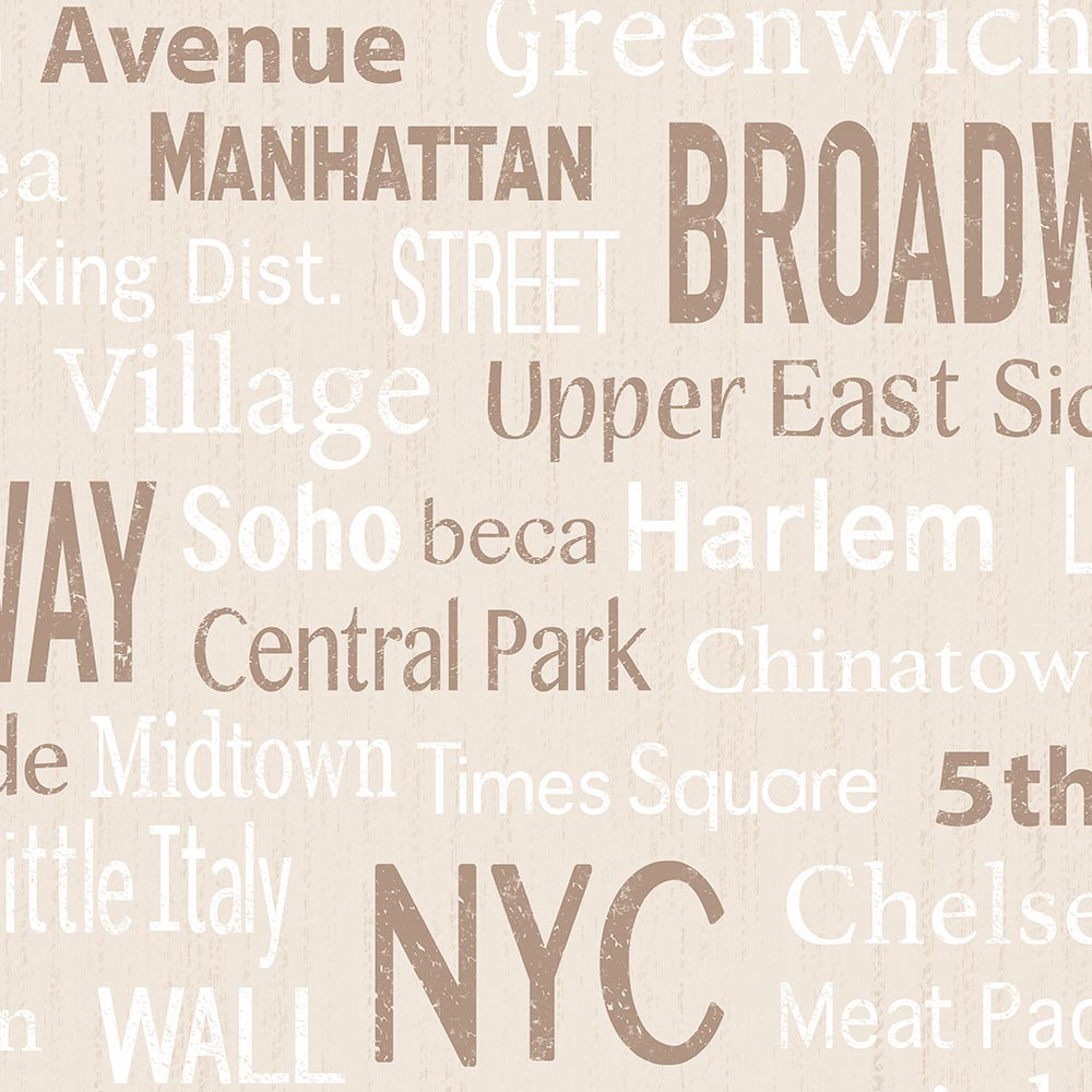 Duka Duvar Kağıdı Freedom Broadway DK.14233-1 (16,2 m2)